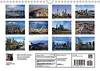 METROPOLEN - die schönsten Weltstädte (Wandkalender 2019 DIN A4 quer) - Produktdetailbild 13