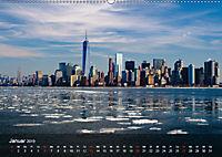 METROPOLEN - die schönsten Weltstädte (Wandkalender 2019 DIN A2 quer) - Produktdetailbild 1