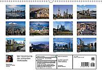 METROPOLEN - die schönsten Weltstädte (Wandkalender 2019 DIN A3 quer) - Produktdetailbild 13