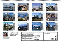METROPOLEN - die schönsten Weltstädte (Wandkalender 2019 DIN A2 quer) - Produktdetailbild 13