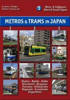 Metros & Trams in Japan: West- & Südjapan -  pdf epub