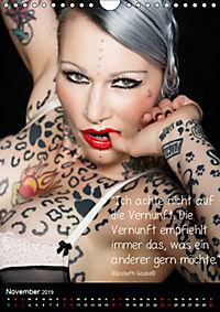 metta.morphin Wandkalender -Spirituelle Erotik- 2019 (Wandkalender 2019 DIN A4 hoch) - Produktdetailbild 11