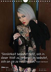 metta.morphin Wandkalender -Spirituelle Erotik- 2019 (Wandkalender 2019 DIN A4 hoch) - Produktdetailbild 3