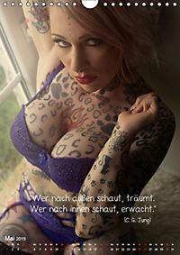 metta.morphin Wandkalender -Spirituelle Erotik- 2019 (Wandkalender 2019 DIN A4 hoch) - Produktdetailbild 5