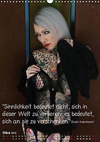 metta.morphin Wandkalender -Spirituelle Erotik- 2019 (Wandkalender 2019 DIN A3 hoch) - Produktdetailbild 3