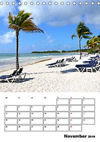 Mexiko - die Karibikküste (Tischkalender 2019 DIN A5 hoch) - Produktdetailbild 11