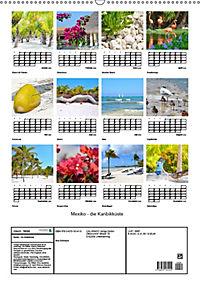 Mexiko - die Karibikküste (Wandkalender 2019 DIN A2 hoch) - Produktdetailbild 13