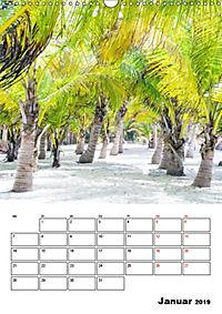 Mexiko - die Karibikküste (Wandkalender 2019 DIN A3 hoch) - Produktdetailbild 1