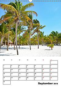 Mexiko - die Karibikküste (Wandkalender 2019 DIN A3 hoch) - Produktdetailbild 9