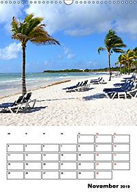 Mexiko - die Karibikküste (Wandkalender 2019 DIN A3 hoch) - Produktdetailbild 11