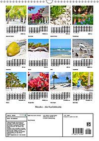 Mexiko - die Karibikküste (Wandkalender 2019 DIN A3 hoch) - Produktdetailbild 13