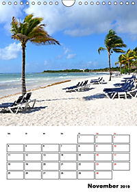 Mexiko - die Karibikküste (Wandkalender 2019 DIN A4 hoch) - Produktdetailbild 11