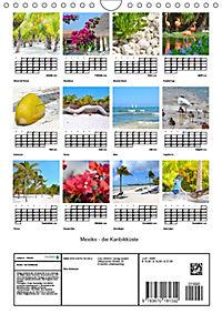 Mexiko - die Karibikküste (Wandkalender 2019 DIN A4 hoch) - Produktdetailbild 13