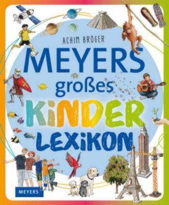Meyers großes Kinderlexikon, Achim Bröger