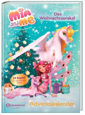 Mia and me - Das Weihnachtsorakel, Isabella Mohn
