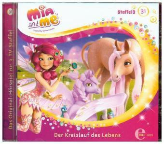 Mia and me - Der Kreislauf des Lebens, 1 Audio-CD, Mia And Me
