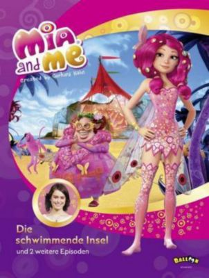 Mia and me - Die schwimmende Insel, Isabella Mohn
