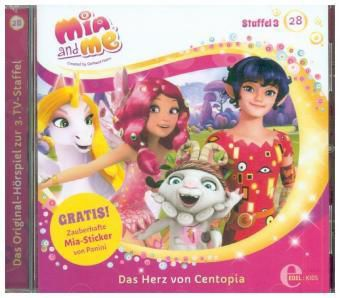 mia and me herz von centopia 1 audio cd h rbuch. Black Bedroom Furniture Sets. Home Design Ideas