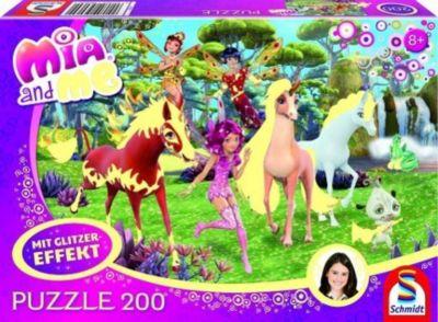 Mia and Me, In Centopia (Kinderpuzzle)