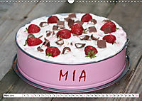 MIA - Namenskalender (Wandkalender 2019 DIN A3 quer) - Produktdetailbild 3