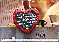 MIA - Namenskalender (Wandkalender 2019 DIN A3 quer) - Produktdetailbild 10