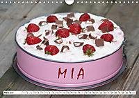 MIA - Namenskalender (Wandkalender 2019 DIN A4 quer) - Produktdetailbild 3