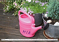 MIA - Namenskalender (Wandkalender 2019 DIN A4 quer) - Produktdetailbild 7
