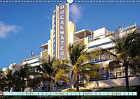 Miami Beach Art Deco (Wandkalender 2019 DIN A3 quer) - Produktdetailbild 2