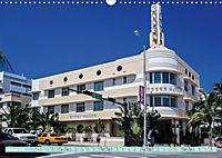 Miami Beach Art Deco (Wandkalender 2019 DIN A3 quer) - Produktdetailbild 1