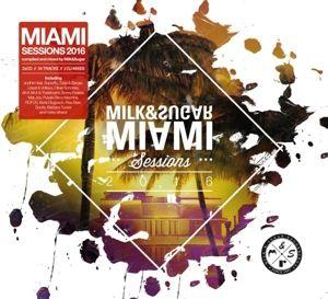 Miami Session 2016, Various, Milk & Sugar (Mixed by)