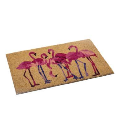 miaVILLA Fußmatte Flamingos Pink