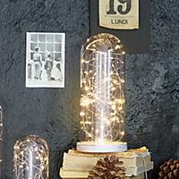 miaVILLA LED-Dekoleuchte Dome Transparent groß - Produktdetailbild 2