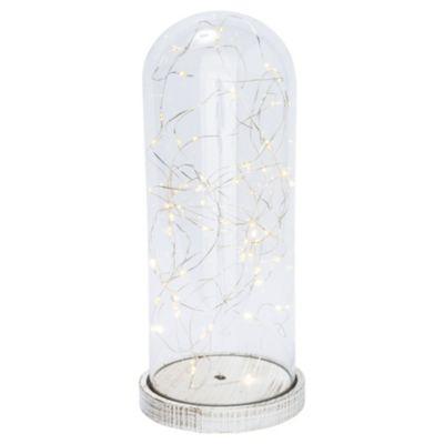miaVILLA LED-Dekoleuchte Dome Transparent groß