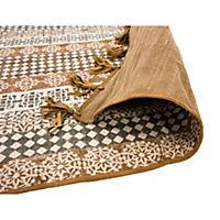 miaVILLA Teppich Fransa Braun/Offwhite 120 x 180 cm - Produktdetailbild 2