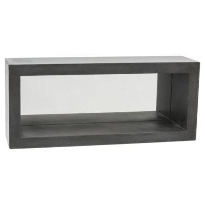 miavilla wandregal felix grau jetzt bei bestellen. Black Bedroom Furniture Sets. Home Design Ideas