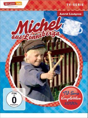 Michel aus Lönneberga- TV-Serien-Box, Astrid Lindgren