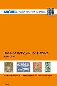 MICHEL Britische Kolonien und Gebiete, 2 Bde.