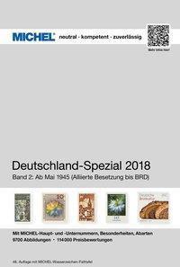 MICHEL Deutschland-Spezial 2018
