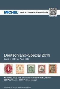 MICHEL Deutschland-Spezial 2019