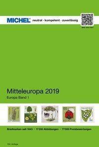 Michel Europa-Katalog: .1 MICHEL Mitteleuropa 2019 -  pdf epub