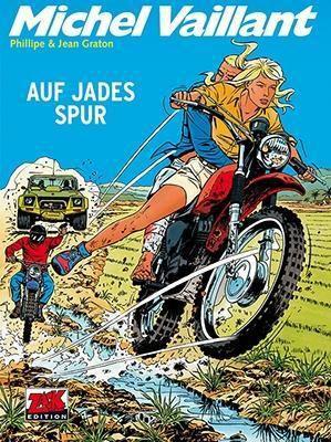 Michel Vaillant - Auf Jades Spur - Philippe Graton |