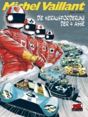Michel Vaillant - Die Herausforderung der 4 Asse, Jean Graton