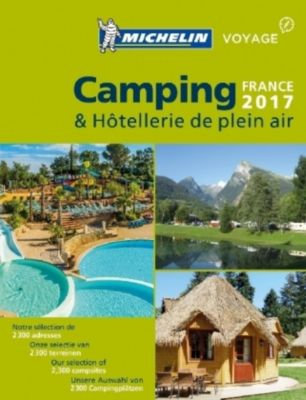 Michelin Camping France 2017