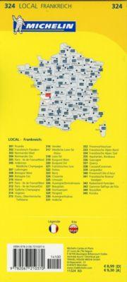 150 000-9782067210370 Michelin Charente 1