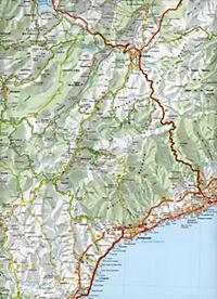 Michelin Karte Costa del Sol - Produktdetailbild 2