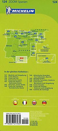 Michelin Karte Costa del Sol - Produktdetailbild 1