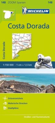 Michelin Karte Costa Dorada