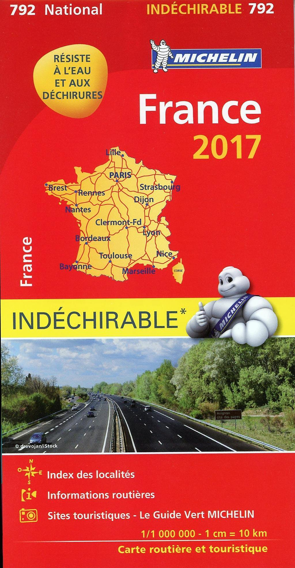 Michelin Kalender 2017