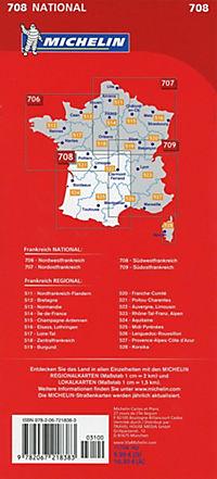 Michelin Karte Frankreich Südwest - Produktdetailbild 1