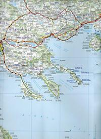 Michelin Karte Griechenland; Grèce - Produktdetailbild 2